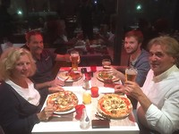 Pizza in Toiry