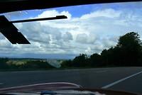 Onderweg mooie luchten