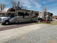 Arabian RV Oasis in Boron Californie