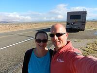 onderweg naar Moab