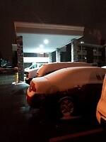 Sneeuw in Chicago