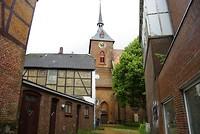 Lutherse kerk in Rendsburg