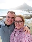 Beta Beach Selfie
