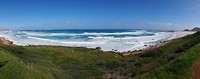 On the Road, Cape Town Panorama