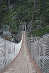 Tsitsikamma's Suspension Bridge