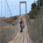 Tsitsikamma's Suspension Bridge & Me