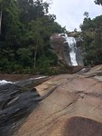 Watervallen op Langkawi