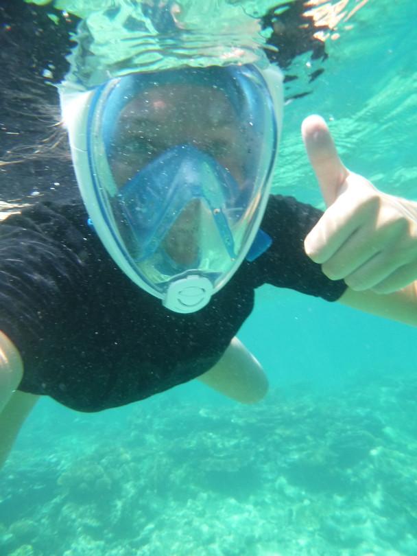 Snorkelen op de Perhantian eilanden