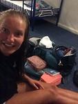 Voor de laatste keer mijn backpack inpakken, Sydney