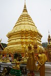 Doi Suthep tempel, Chiang Mai