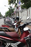 Scooters in Chiang Mai