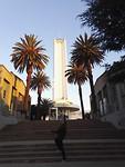 The tower of light (op de campus)