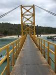 De yellow bridge