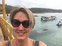 Me op de yellow bridge