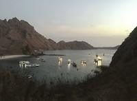 Bootjes in de baai