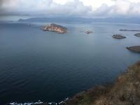 Uitzicht vanaf Padan