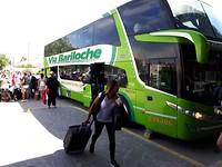 Lijnbus Buenos Aires- Puerte Madryn