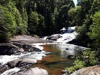 Los Ćantaros waterval