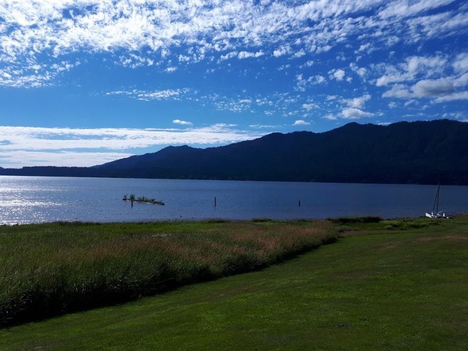 Lake Quinalt, Olympic NP