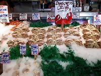 Farmers Market downtown Seattle