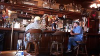Under the Hill Saloon