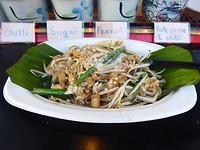 Pad Thai, bij kruiden naar believen