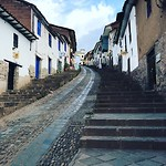 Cusco - alles gaat omhoog en omlaag