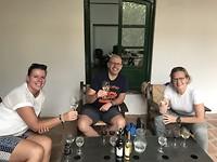 Cafayate - wijnproeverij bij El Esteco