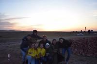 Graslanden in inner-Mongolië
