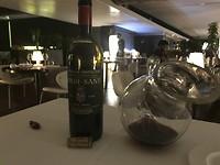 Super lekker wijntje in Rome