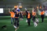welkom NL team bij de openingen ceremonie