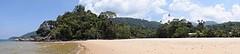 Panorama Juara beach