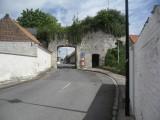 Oude toegangspoort