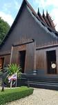 Zwarte huis