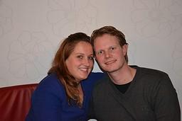 Arnout en Marijke Schuringa