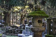 Koya-San begraafplaats