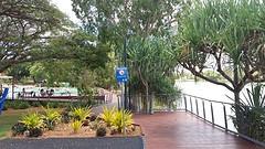 Riverside Pool and playground