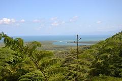 Cape Tribulation, uitzicht