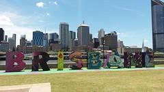 Brisbane - South Bank Parkland