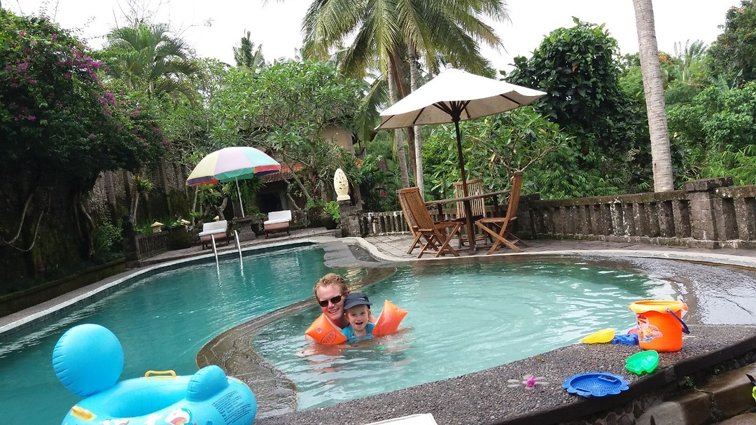 Ubud resort