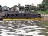 De  luxe houseboat