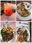 Eten bij L&W met een Shirley Temple