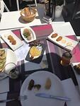 Tapas lunchen in Puerto de la Cruz