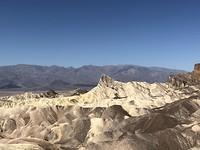 Zabriskie Point - Death Valley NP