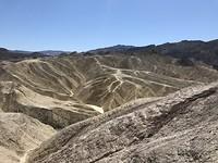 Uitzicht Death Valley NP