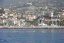 De Flat boten bij San Remo.