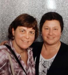 Shirley Jahn en Lidwina van Veen