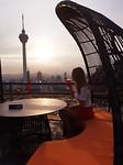 View heli lounge