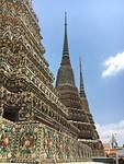 Bangkok - Wat Pho tempel