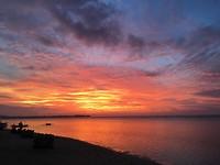 Gili Air - amazing sunset